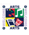 ARTS Welcome logo